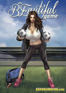 breast expansion comic BEautiful Game